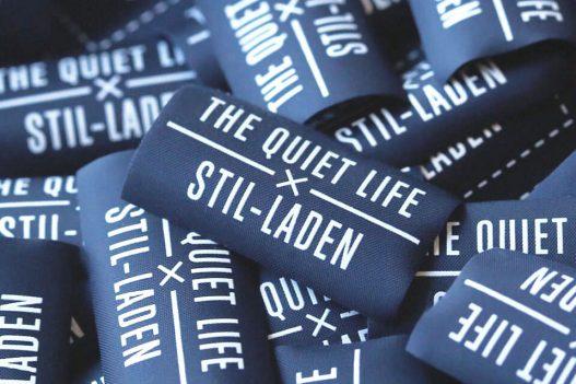 The Quiet Life Stil Laden Aufnäher