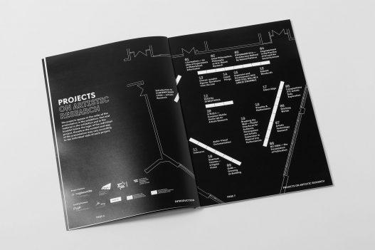 Projektübersicht Contemporary Code in Hongkong