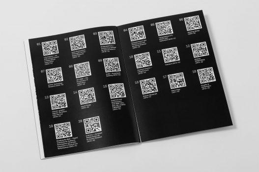 Projekt QR Codes Contemporary Code in Hongkong