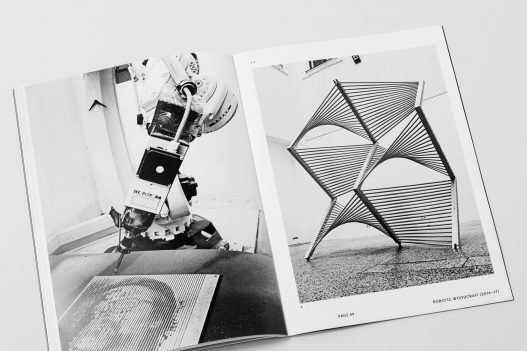 Robotic Woodcraft in Contemporary Code Editorial