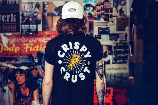 Crispy Crust Shirts