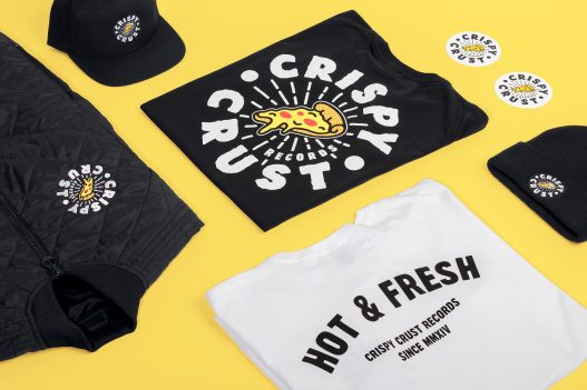 Cripsy Crust Merchandise