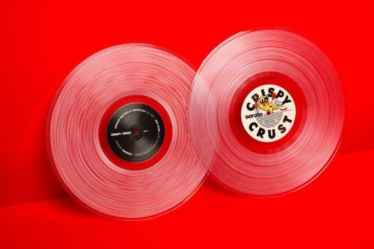 Crispy Crust Schallplatten