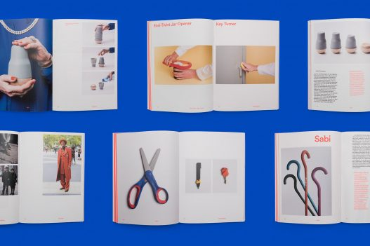 Design Diversity Detailaufnahme Magazin