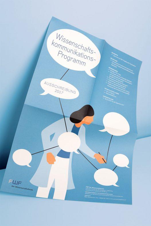 FWF Poster Wissenschaftskommunikations-Programm