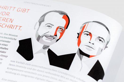 Vorstand Portrait A1 Nachhaltigkeitsbericht 2015/2016