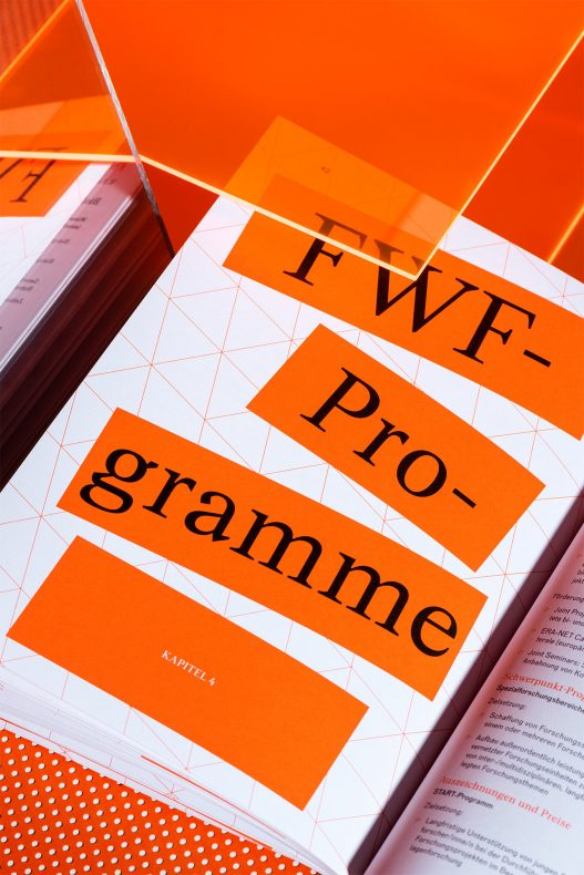 FWF Programme Seitendetail