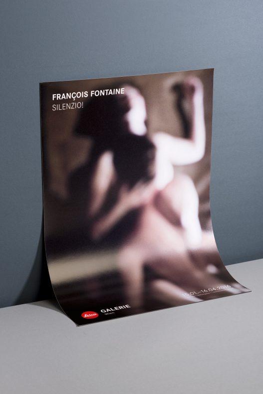 Leica Poster Francois Fontane