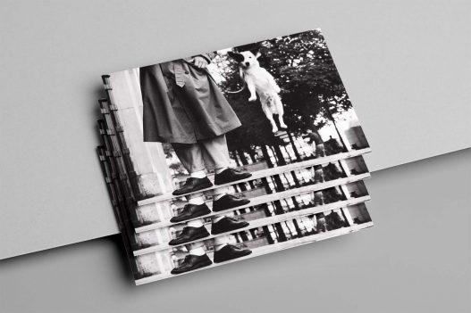 Leica Galerie Wien Schwarz Weiß Bildstapel