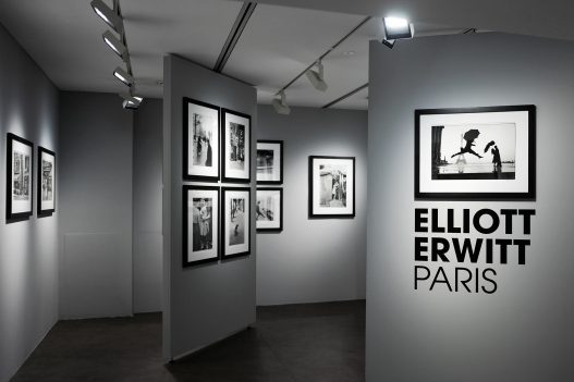 Leica Galerie Elliott Erwitt Ausstellung zu Paris