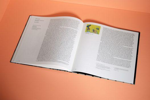 Menschenzellen Buch zur Ausstellung Maria Lassnig