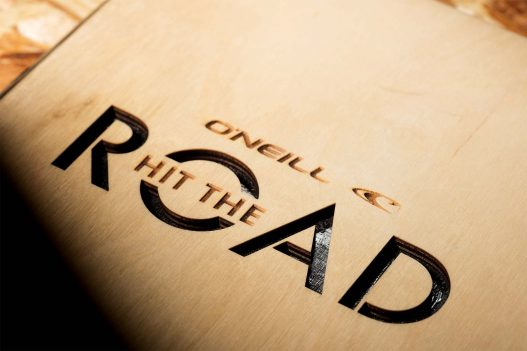 O'Neill Hit The Road Cover