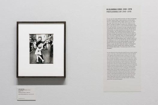 Alfred Eisenstaedts Bild bei Westlicht Ausstellung