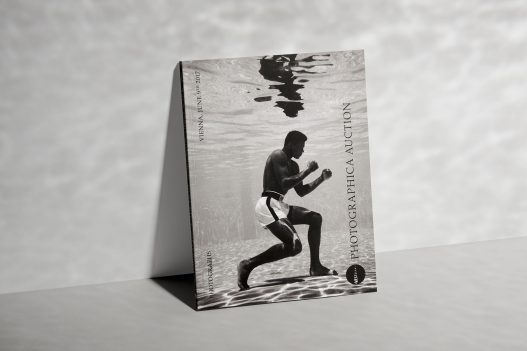 WestLicht Photographica Auction Katalog Cover mit Muhammad Ali