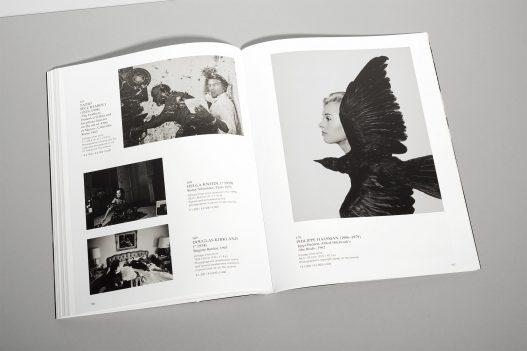 WestLicht Katalog Detail mit Bildern von Secchiaroli, Kneidl, Kirkland, Halsman