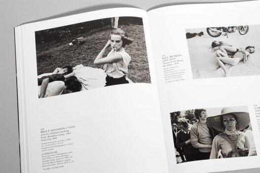 WestLicht Katalog Detail mit Bildern von Davidson und Mc Bride