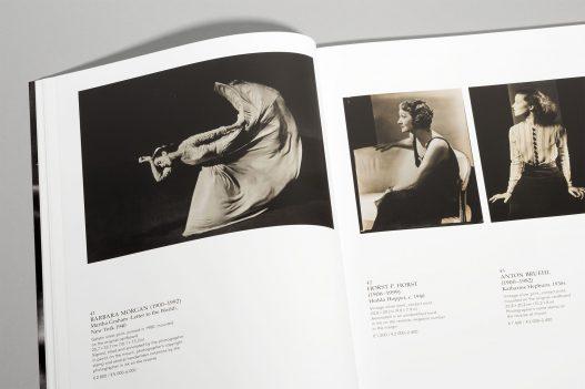 WestLicht Katalog Detail Schauspielerinnen und Tänzerin