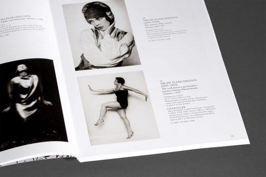 Trude Fleischmann Bilder im WestLicht Auktionskatalog