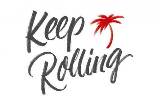 Sunlight Logo für Keep Rolling