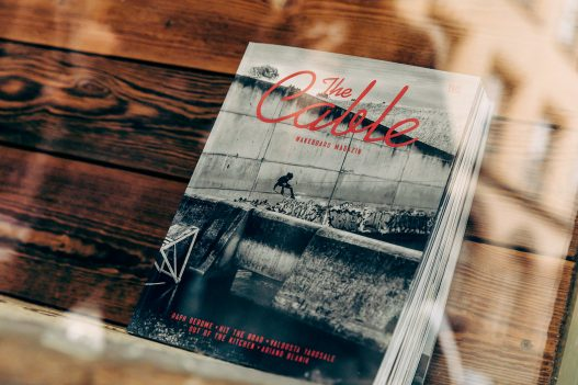 The Cable Wakeboard Magazin Cover