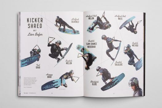 Kicker Shred mit Lior Safer im The Cable Magazin