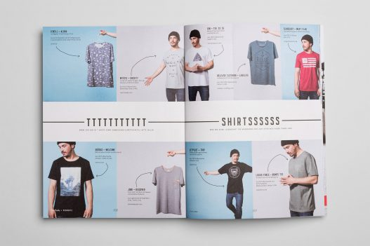 The Cable Shirts