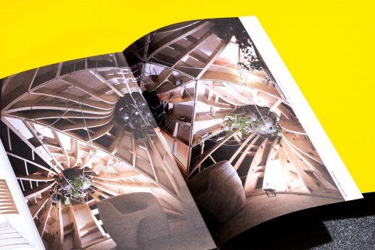 Understanding Art & Research Neuseeland Innenraum mit Pflanzen