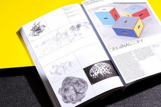 Understanding Art & Research Neuseeland Doppelseite Detail