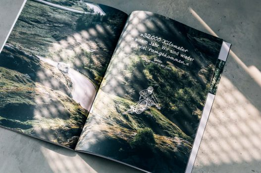 Sunlight Magazin Artikel
