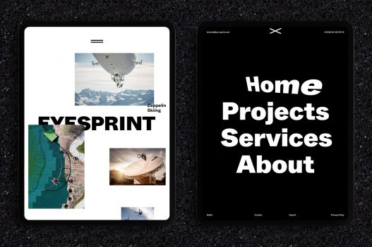 eyesprint Website