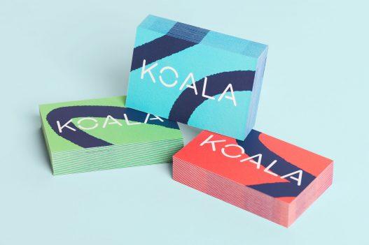 Koala Praxis Business Cards