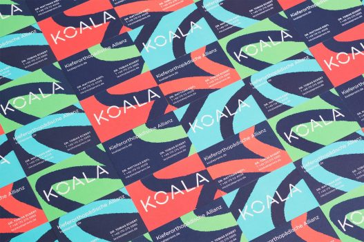 Koala Praxis Business Cards